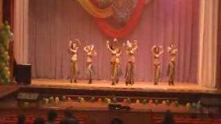 Вост.танец Амани г.Рубежное Ирина Серекова.wmv