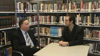 Interview with Michael Kaiser at the American Center