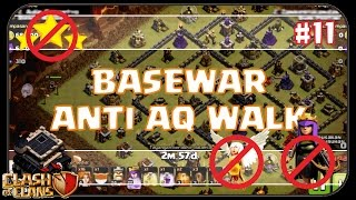 #11 Layout Base War TH 9 Anti Archer Queen Walk
