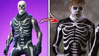 Top 10 Fortnite Halloween Skins & Costumes IN REAL LIFE!