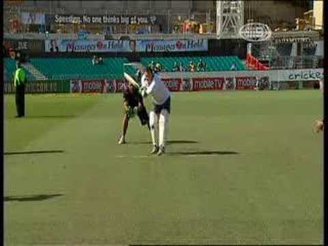 How hard live cricket umpiring