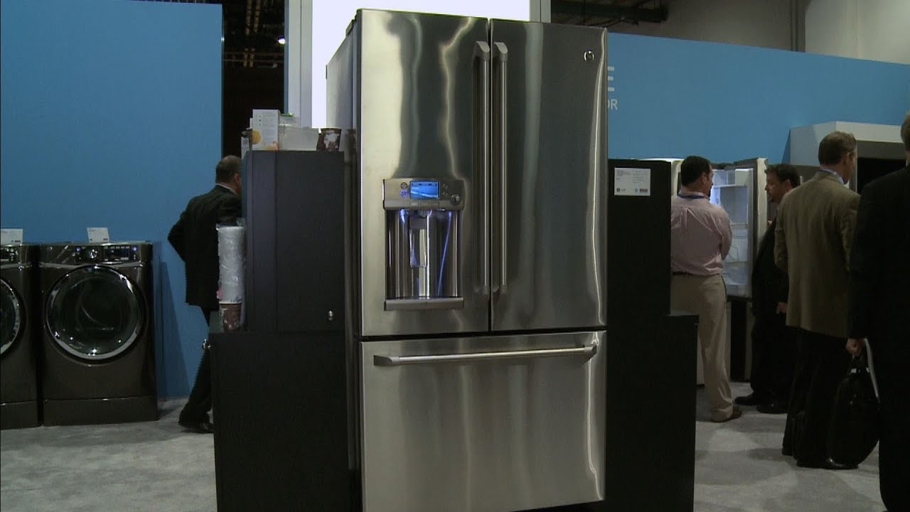 Delicieux GE Café French Door Refrigerator | Consumer Reports   YouTube