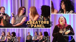 Creators Panel || CarmillaCon 2019