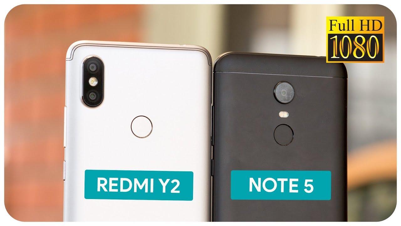 185898ca318 Redmi Y2   Redmi Note 5 comparison 🔥