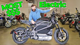 $30,000 I BOUGHT? The most EXPENSIVE Electric Non Amazon motorcycle