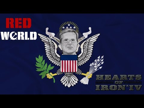 Hearts of Iron IV Red World The American Republic Season 2! Episode 13: More Conflicts!
