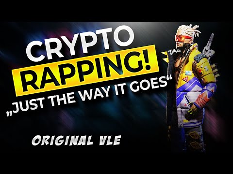 Just The Way It Goes | Crypto Song (Apex Legends VLE)