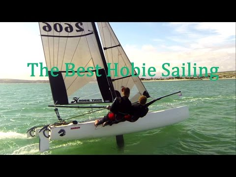 The best Hobie Tiger Sailing video ever.