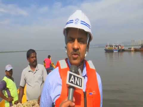 Work on India's first undersea tunnel for bullet train gathers pace in Mumbai