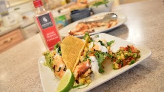 How To Cook Blood Orange Grilled Tilapia Fish Tacos: Cooking With Kimberly