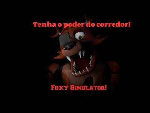 Feche as portas!!!-Foxy Simulator e Como jogar!-Minhas Fan-Made