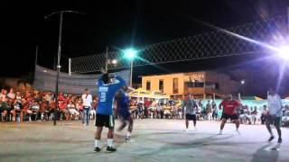 Boly de Quiñones vs Gitano  convento Chone Manabi