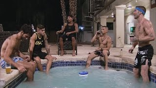 Tim and Eric Get Into a Heated Discussion | THE ULTIMATE FIGHTER