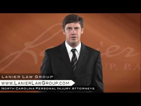 Car Accident Injuries – North Carolina Personal Injury Attorney