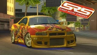 No Estilo Underground - Street Racing Syndicate (PC Gameplay) [1080p]