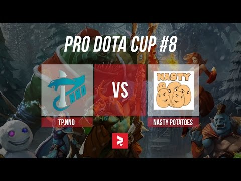 Pro Dota Cup #8 - TP.NND (Indonesia) vs (Singapore) Nasty Potatoes - BO2 @BenetzRia