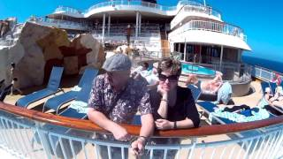 Norwegian Spirit cruise -One dey on the ship-Imppro ceļojumi