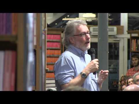 Iain M. Banks The Hydrogen Sonata Launch in Bath