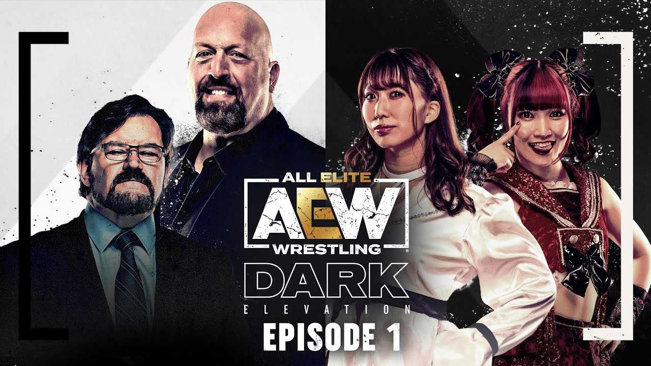 Don't Miss the Very First Episode with Tony Schiavone and Paul Wight | AEW Dark: Elevation Ep 1
