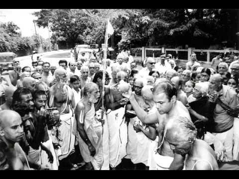 Geetha Saram-Upanyasam-Thirukudanthai Srimad Andavan Swamigal