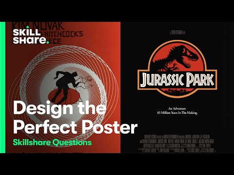 how-to-design-the-perfect-poster-|-skillshare-questions