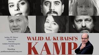 Seminar: Walid Al-Kubaisis Kamp For Friheten / DEL 1