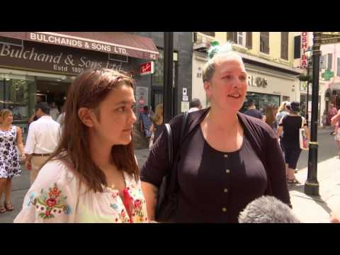 Gibraltar's public tells GBC what they think about same sex marriage being legalised