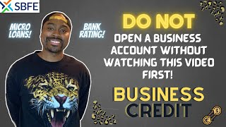 Intro to Business Credit | Bank Rating, Small Business Financial Exchange & Micro Loans