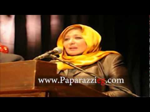 سهير رمزي في حفل تكريمها