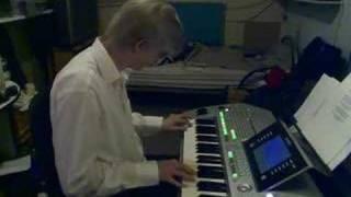 ItsPeet playing Jean-Michel Jarre - Magnetic Fields Part 2