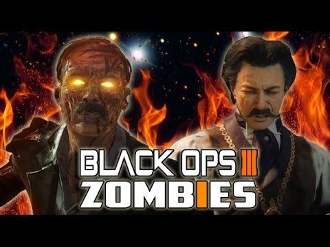 NERO in Mob Of The Dead! SECRET Black Ops 2 ZOMBIES EASTEREGG! BLACK OPS 3 SHADOWS OF EVIL STORYLINE