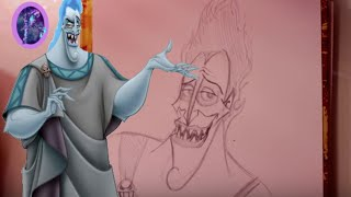 How to Draw HADES from Disney