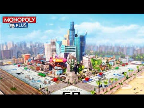MONOPOLY PLUS GAMEPLAY - 1 / 2 (Xbox One)