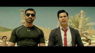 Dishoom Akshay Kumar entry scene thumbnail