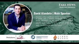 Fake News | David Alandete