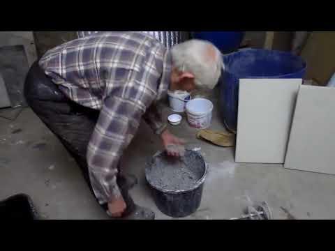 видео: ✔ Заливка плиты - белый бетон [Построить дом своими руками]