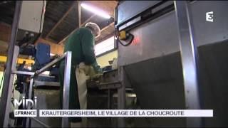 Vu D'ici : Krautergersheim, Le Village De La Choucroute