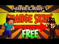 How To Change Custom Skins in Cracked Minecraft FREE! (All Versions) Works In Multiplayer - NEW 2017