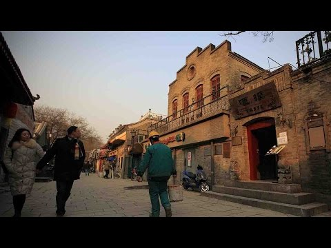 Renovation efforts aim to preserve famous Beijing hutong