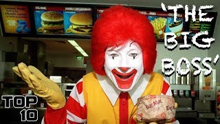 Top 10 Scary Things Fast Food Employees Won't Tell You