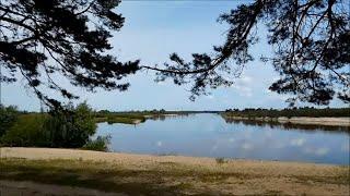 Рыбалка на реке и на озере Процесс важнее всего