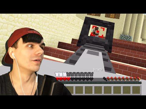 КОНТРА В МАЙНКРАФТ - Видео из Майнкрафт (Minecraft)