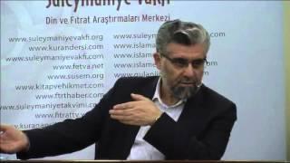 Nisa 82 - Kur'an Sohbetleri (05.04.2016)
