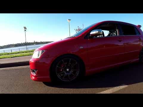 Toyota - Allex RS