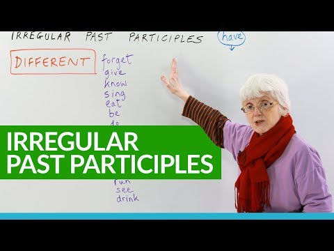 test-your-english!-irregular-past-participles