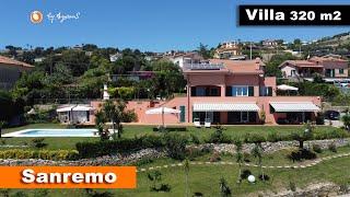 ⚡️Продажа Вилла 320 m2 в Санремо |  ⚡️For Sale villa  320 m2 in Sanremo