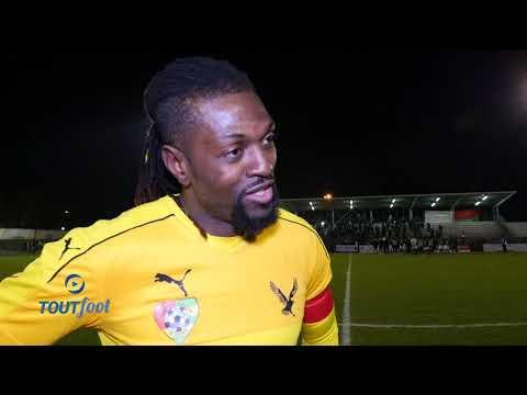 """E. Adebayor (Togo) : """"A moi de montrer l'exemple"""""""