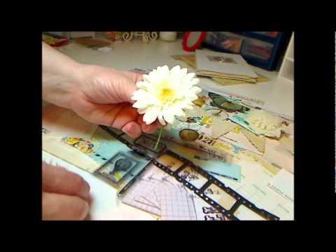 Melissa Frances Large Tag Mini Album Kit