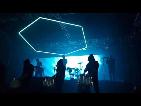 ODESZA - Intro & Say My Name | live CORONA CAPITAL 2018 Mexico city
