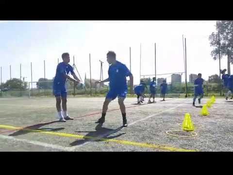 Ars Academy Football in Poland 2018